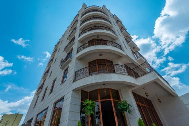Wudasie Castle Hotel - Addis Abeba - Edificio