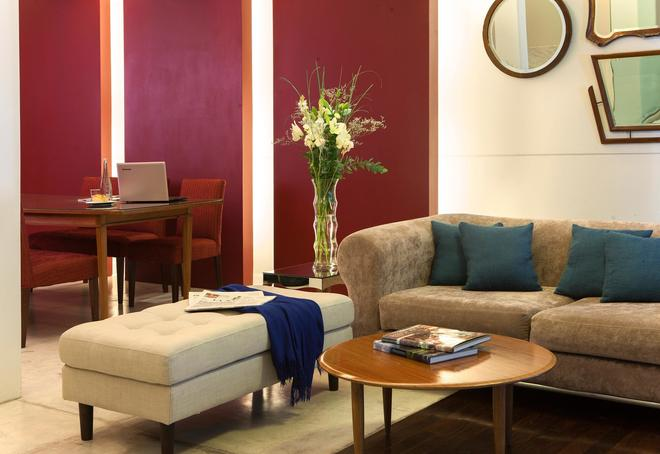 Buco Home & Residences - Μπουένος Άιρες - Σαλόνι