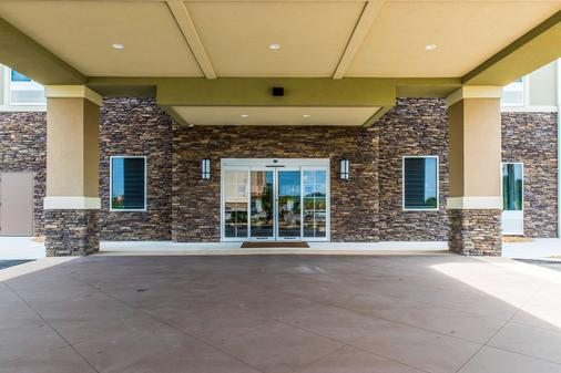 Comfort Inn & Suites - Valdosta - Edifício