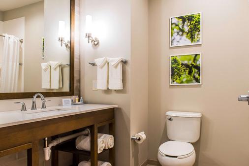 Comfort Inn & Suites - Valdosta - Bathroom