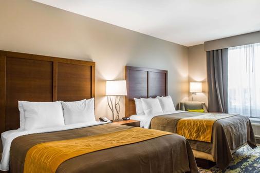Comfort Inn & Suites - Valdosta - Bedroom