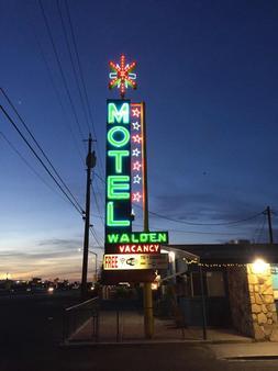 Walden Motel - Las Vegas - Rakennus
