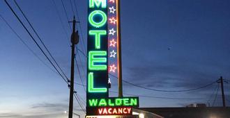 Walden Motel - Las Vegas - Building