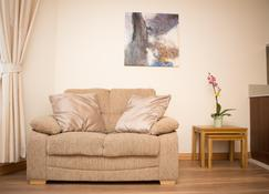 Broc House Suites - Dublin - Living room