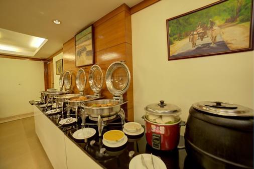 可若爾吹酒店 - 邦加羅爾 - 班加羅爾 - 自助餐