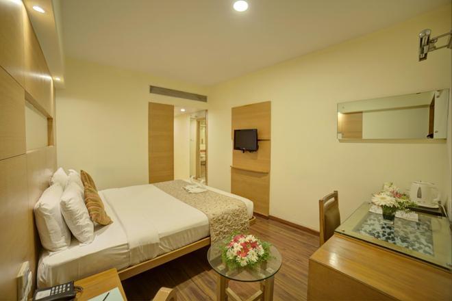 可若爾吹酒店 - 邦加羅爾 - 班加羅爾 - 臥室