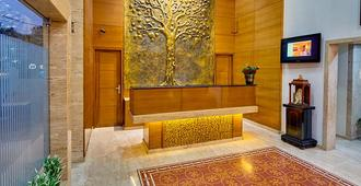 Coraltree By Goldfinch Hotels Bangalore - Bangalore - Recepção