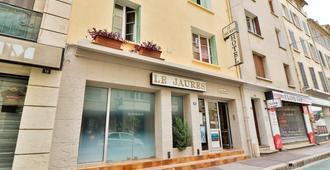 Hotel Le Jaures - Toulon - Gebouw