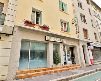 Hotel Le Jaures - Toulon - Building