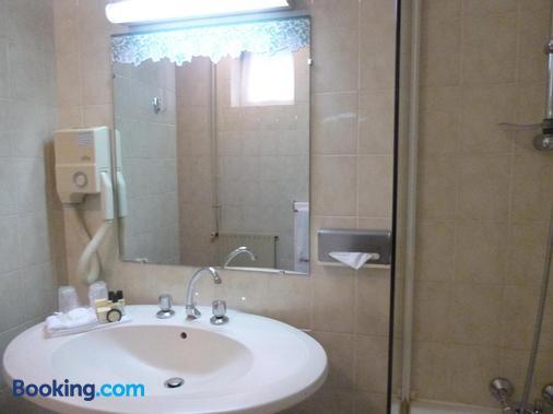 Hôtel du Rivage - Gien - Bathroom