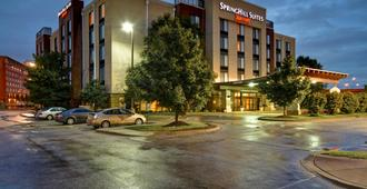 SpringHill Suites by Marriott Louisville Airport - Louisville - Bina