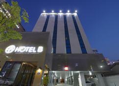 Hotel B - Gwangju - Bâtiment