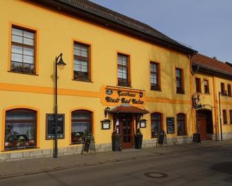 Gasthaus Stadt Bad Sulza - Bad Sulza - Building