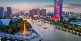 Holiday Inn Tianjin Riverside - Tianjin - Utomhus