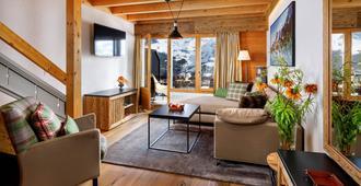 Eiger Mürren Swiss Quality Hotel - Lauterbrunnen - Σαλόνι