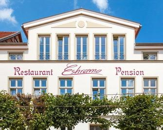 Restaurant & Pension Eshramo - Barth - Gebäude
