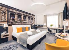 Mercure Budapest City Center Hotel - Budapest - Phòng ngủ