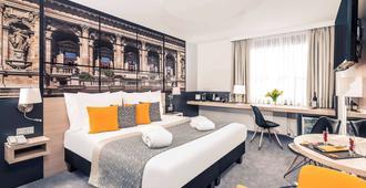 Mercure Budapest City Center Hotel - Budapest - Camera da letto