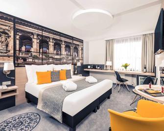 Mercure Budapest City Center Hotel - Budapest - Bedroom