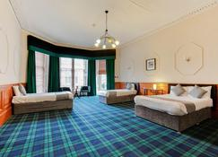 Lost Guest House Stirling - Stirling - Slaapkamer