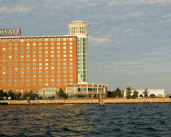 Hyatt Regency Boston Harbor - Boston - Edificio