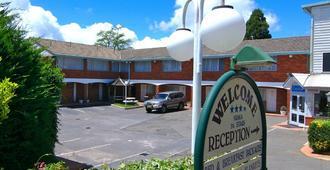 Katoomba Town Centre Motel - Katoomba - Toà nhà