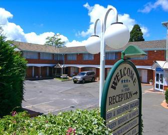 Katoomba Town Centre Motel - Katoomba - Building