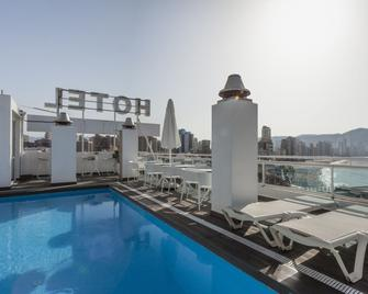 Hotel Centro Mar - Benidorm - Pool
