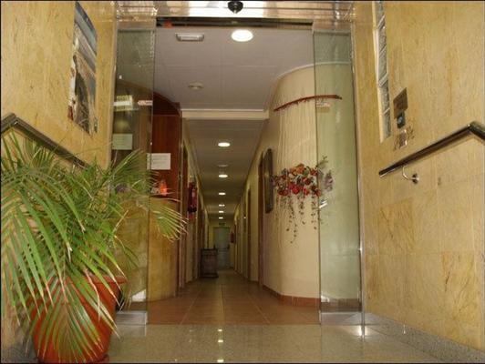 Hotel Los Molinos - San Pedro del Pinatar - Hallway