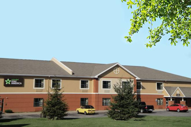Extended Stay America - Rochester - Greece - Rochester - Building