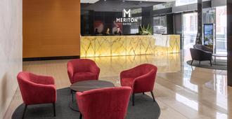 Meriton Suites Adelaide Street, Brisbane - Brisbane - Front desk