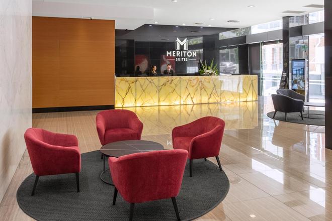 Meriton Suites Adelaide Street - Brisbane - Lễ tân