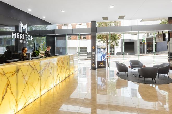 Meriton Suites Adelaide Street - Brisbane - Hành lang