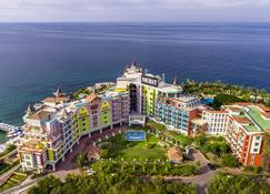 Merit Crystal Cove Hotel - Kyrenia - Outdoor view