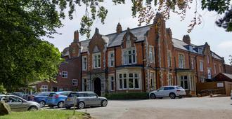 Best Western Grimsby Oaklands Hall Hotel - Гримсби