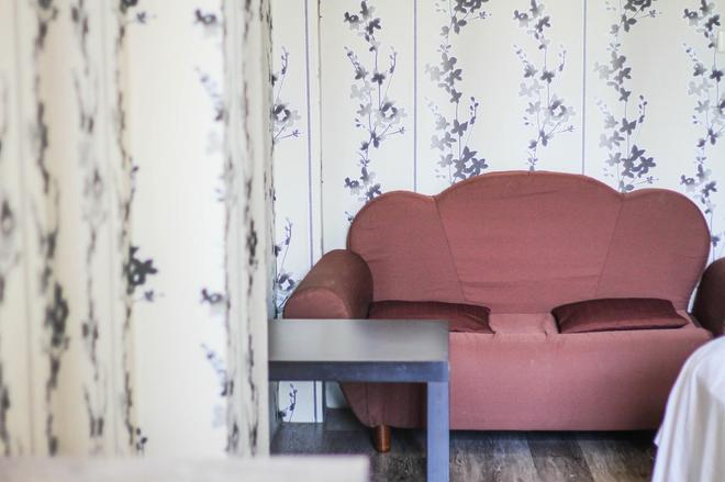 Sunmoonlake Loft Inn - Yuchi - Living room