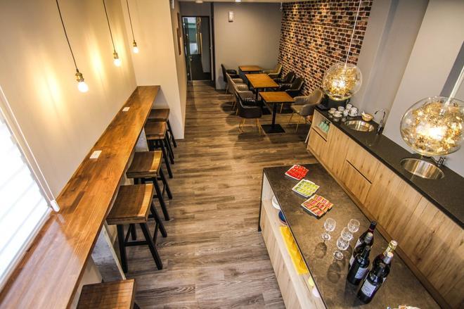 Sunmoonlake Loft Inn - Yuchi - Restaurant