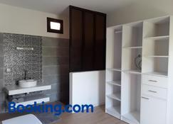 Chambre d'hôte les vacanciers - Nianing - Bedroom
