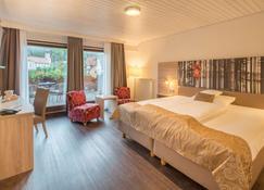 بست ويسترن بلس هوتل شوارزفالد ريزيدانز - Triberg - غرفة نوم