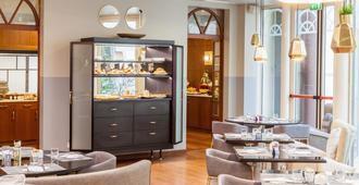 加里波第站假日酒店 - 米蘭 - 米蘭 - 餐廳