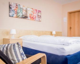 Hotel Zum Grunewald - Dinslaken - Спальня