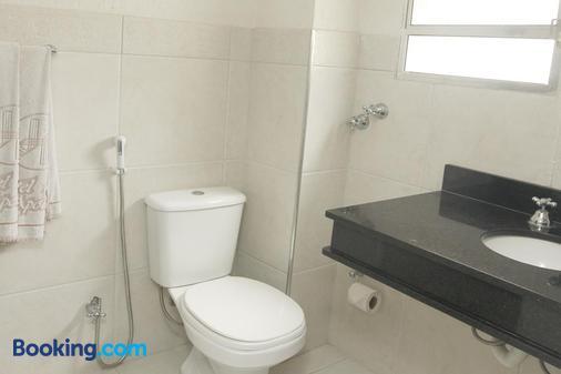 阿波羅酒店 - 聖保羅 - 聖保羅 - 浴室