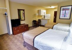 Extended Stay America Columbia - Stadium Boulevard - Columbia - Soveværelse