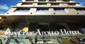 Hotel Suncity Apollo - Bombay - Byggnad