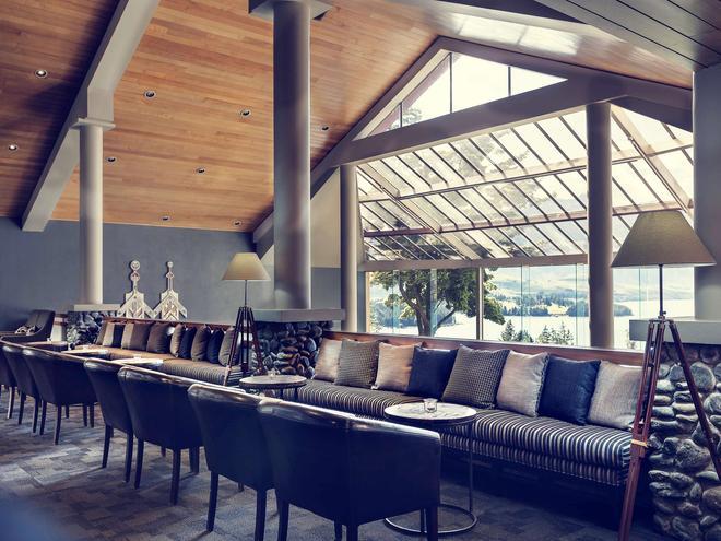 Mercure Queenstown Resort - Queenstown - Bar