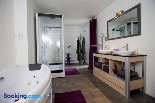 B&B Studios 1-2-3 Luxe Suites - Antwerp - Bathroom