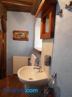 Pension - Restaurant Sabato - Poprad - Bathroom