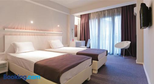 Hotel Leonardo - Σκόπια - Κρεβατοκάμαρα