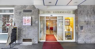 Hotel Luzernerhof - Lucerna - Edificio