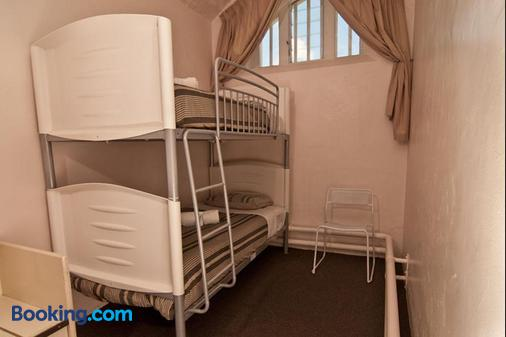 Jailhouse Accommodation - Christchurch - Phòng ngủ